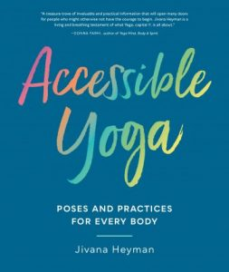 Front cover of Accessible Yoga