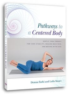 front cover of Pathways to a Centred Body