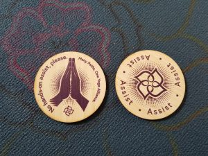 Yoga Alliance consent chips